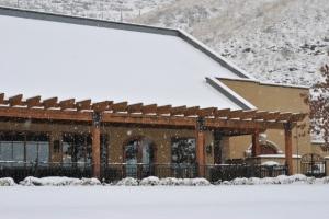 Winter at Hester Creek