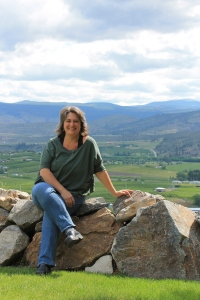 Sandra Oldfield, Winemaker at Tinhorn Creek